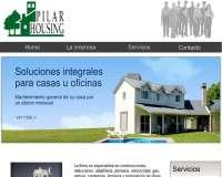 Diseño web para Pilar Housing