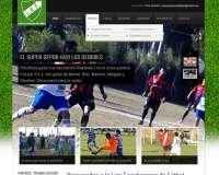 Sitio deportiva de Liga Escobarense