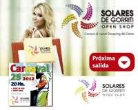 Diseño de imagen de Solares de Gorriti