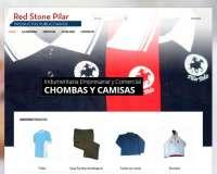 Diseño web para Red Stone Pilar