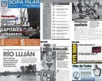 Diseño de revista de la SCIPA