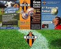 Diseño de imagen del Club Manzanares